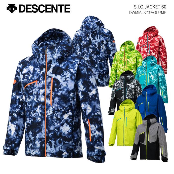 DESCENTE/デサント スキーウェア S.I.O ジャケット/DWMMJK73(2019)