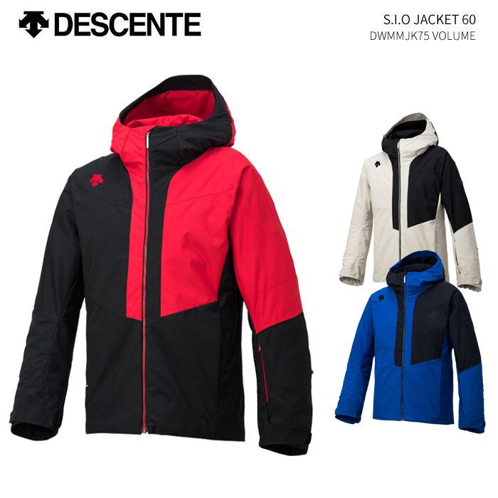 DESCENTE/デサント スキーウェア S.I.O ジャケット/DWMMJK75(2019)