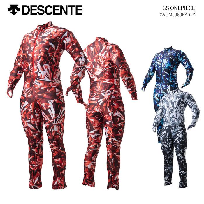 DESCENTE/デサント スキーウェア GSワンピース/DWUMJJ69(2019)
