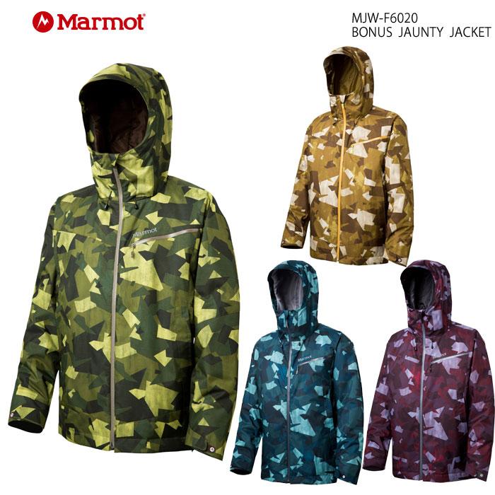 スノーウェア ジャケット/MARMOT マーモット BONUS JAUNTY JACKET/MJW-F6020(16/17)
