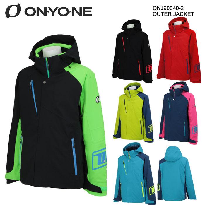スキーウェア ジャケット/ONYONE オンヨネ OUTER JACKET ONJ90040-2(2018)