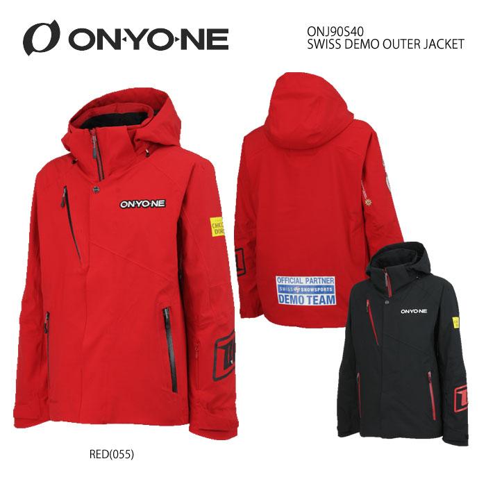 オンヨネ/スキーウェア ジャケット/ONJ90S40(2018)