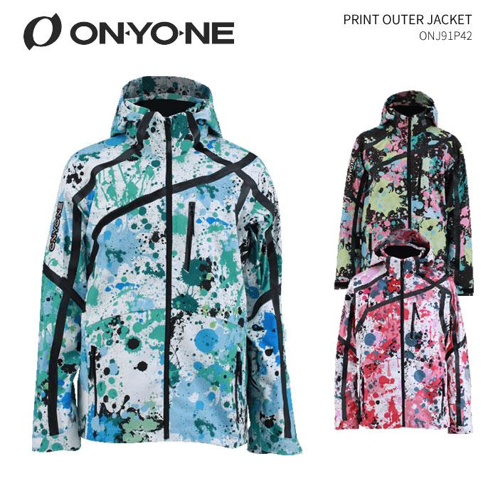 ONYONE/オンヨネ スキーウェア ジャケット/ONJ91P42(2019)