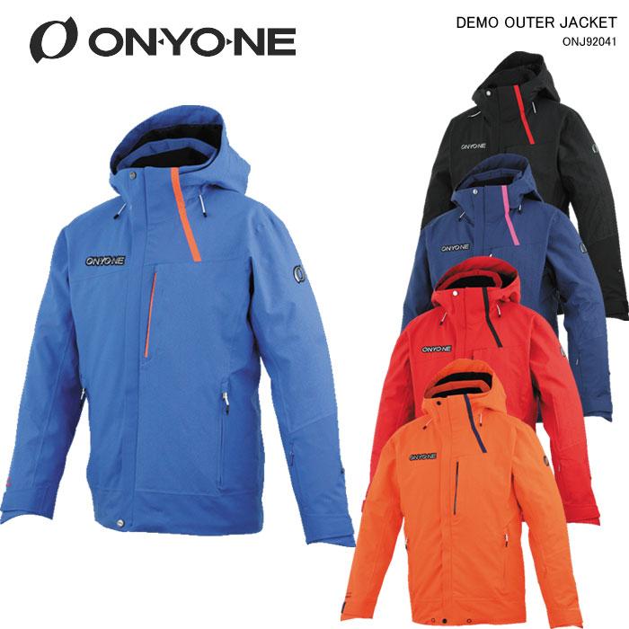 ONYONE/オンヨネ スキーウェア ジャケット DEMO OUTER JACKET/ONJ92041(2020)2019-2020