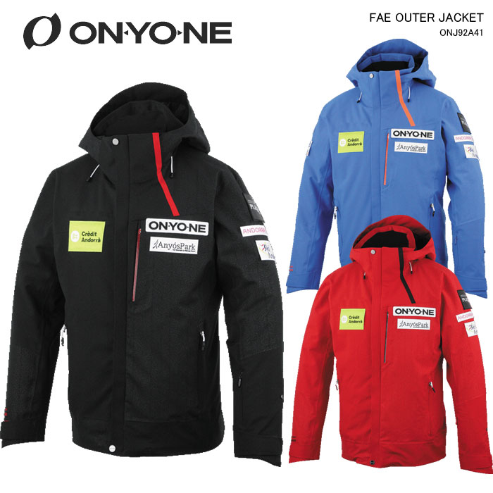 ONYONE/オンヨネ スキーウェア アンドラジャケット FAE OUTER JACKET/ONJ92A41(2020)19-20