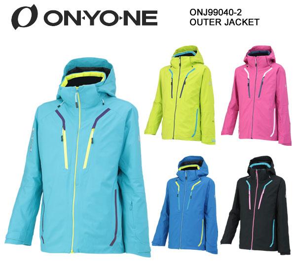 スキーウェア ジャケット/ONYONE オンヨネ OUTER JACKET ONJ99040-2(16/17)