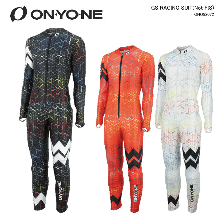 ONYONE/オンヨネ スキーウェア GSワンピース RACING SUIT(Not FIS)/ONO92072(2020)19-20