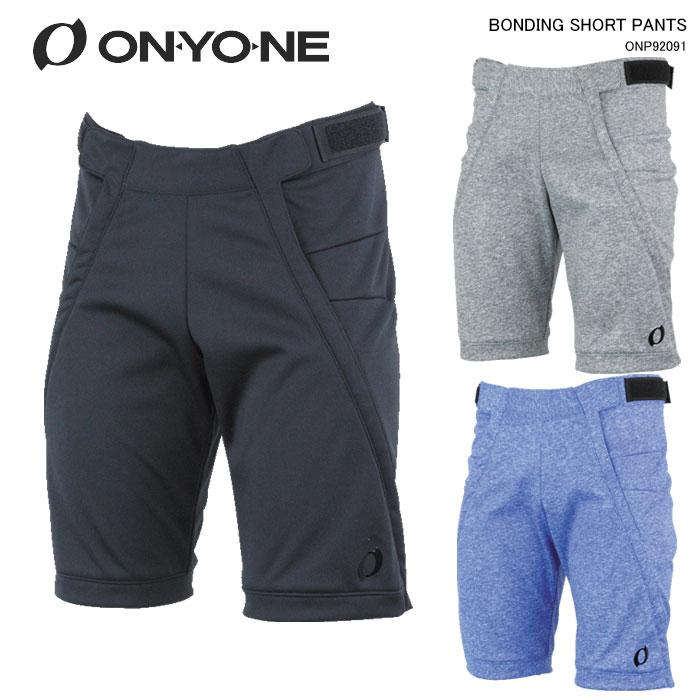 ONYONE/オンヨネ スキーウェア ハーフパンツ BONDING SHORT PANTS/ONP92091(2020)19-20