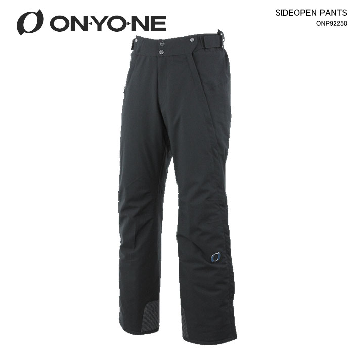 ONYONE/オンヨネ スキーウェア サイドオープンパンツ SIDEOPEN PANTS/ONP92250(2020)19-20