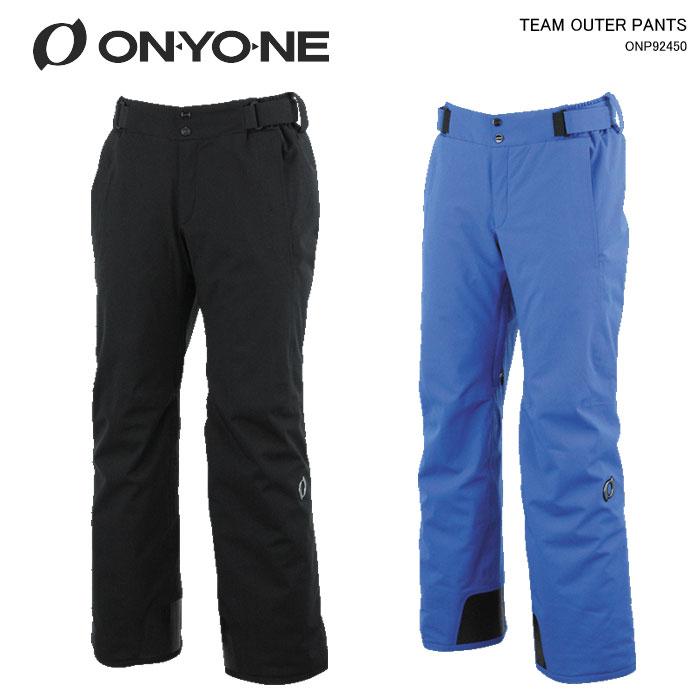 ONYONE/オンヨネ スキーウェア パンツ TEAM OUTER PANTS/ONP92450(2020)19-20