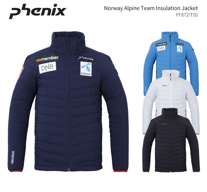 PHENIX/フェニックス スキーウェア ミドルジャケット/PF872IT00(2019)