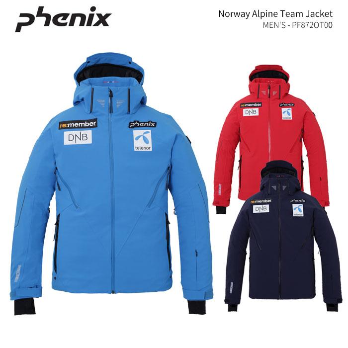 PHENIX/フェニックス スキーウェア ジャケット/Norway Alpine Team Jacket/PF872OT00(2019)