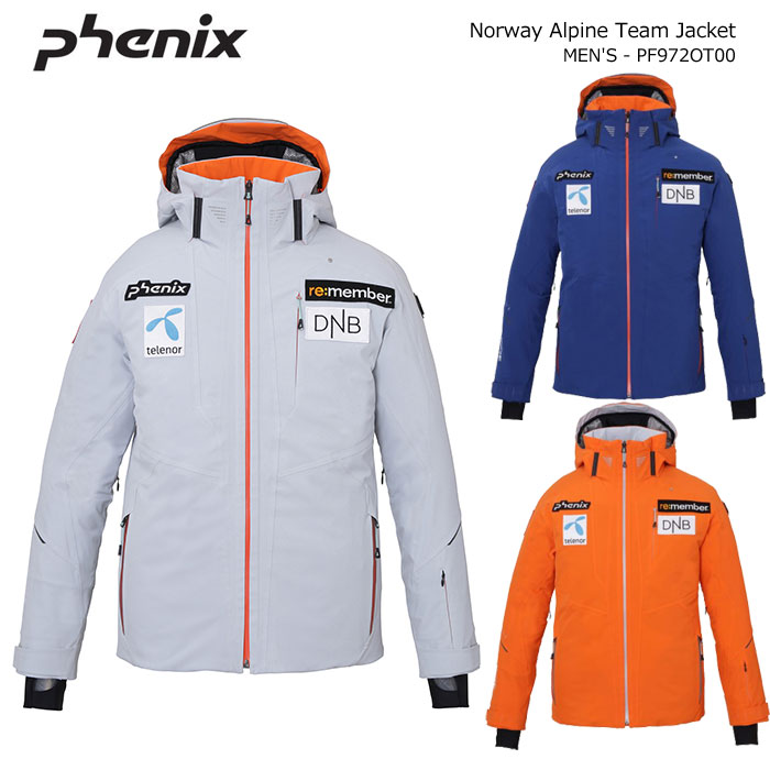 PHENIX/フェニックス スキーウェア ジャケット/Norway Alpine Team Jacket/ PF972OT00(2020)19-20