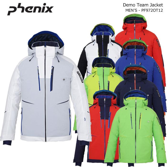 PHENIX/Demo Team Jacket PHENIX/フェニックス スキーウェア ジャケット/PF972OT12(2020)19-20