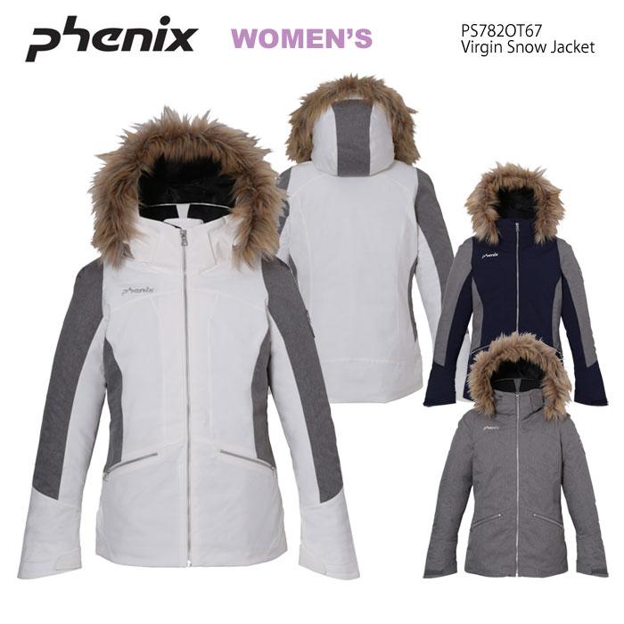 PHENIX フェニックス スキーウェア レディースジャケット/Virgin Snow Jacket PS782OT67(17/18)