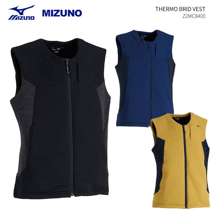 スキーウェア/MIZUNO ミズノ サーモブリッド ブレスサーモベスト Z2MC8400(2019)18-19
