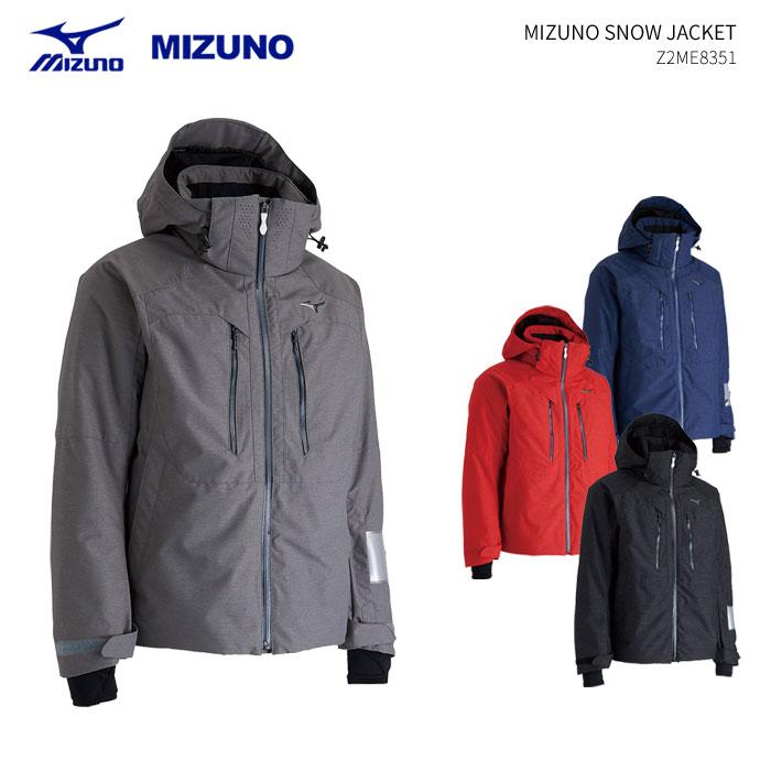 MIZUNO/ミズノ スキーウェア ジャケット/Z2ME8351(2019)18-19