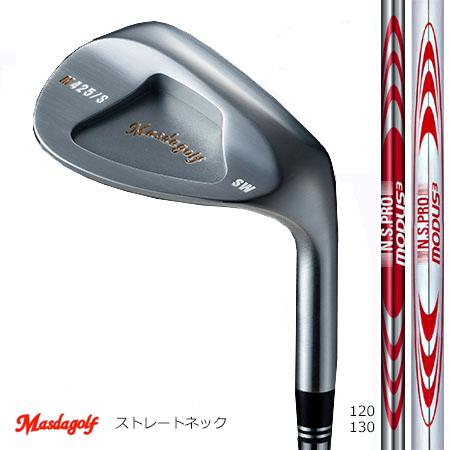 Masudagolf マスダゴルフ スタジオウエッジ M425(ストレートネック)/MODUS 3 モーダス・スリーTOUR120・130【カスタム・ゴルフクラブ】