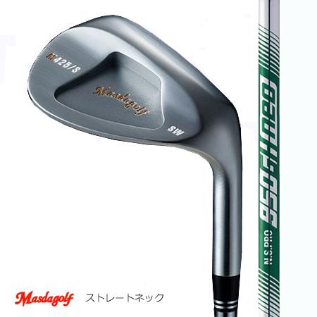 Masudagolf マスダゴルフ スタジオウエッジ M425(ストレートネック)/N.S.PRO 950GH NEO 【カスタム・ゴルフクラブ】