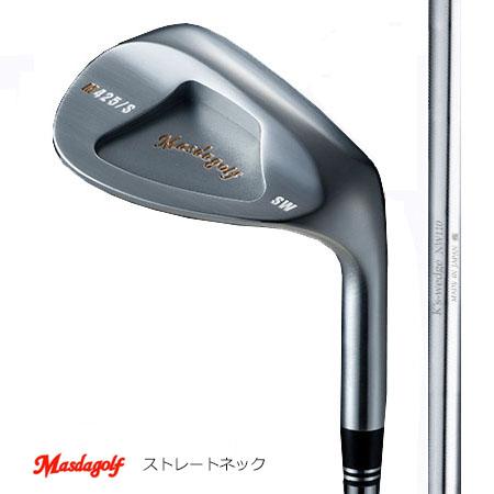 Masudagolf マスダゴルフ スタジオウエッジ M425(ストレートネック)/K'sWedge NW110・HW120【カスタム・ゴルフクラブ】