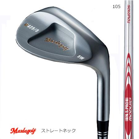Masudagolf マスダゴルフ スタジオウエッジ M425(ストレートネック)/MODUS 3 モーダス・スリーTOUR105【カスタム・ゴルフクラブ】