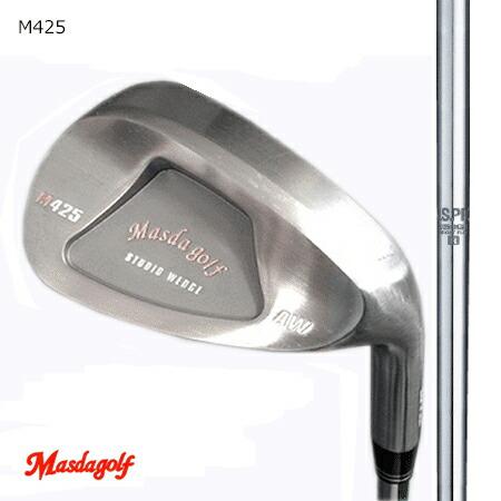 Masudagolf マスダゴルフ スタジオウエッジ M425(ノーメッキ・クロムメッキ)/N.S.PRO 950GH【カスタム・ゴルフクラブ】