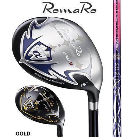 RomaRo ロマロ Ray α FW #3・5・7・9/バシレウス・フィアマ2 FW 45・55・65・75