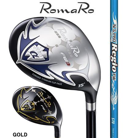 RomaRo ロマロ Ray α FW #3・5・7・9/N.S.PRO RedioレジオFW TYPE60・70・80