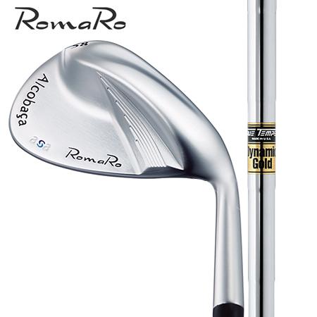 RomaRo ロマロ アルコバッサasa ウエッジ/ダイナミックゴールド