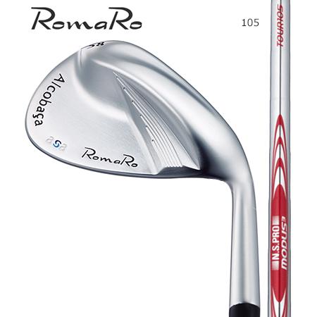 RomaRo ロマロ アルコバッサasa ウエッジ/日本シャフト・モーダス3 105