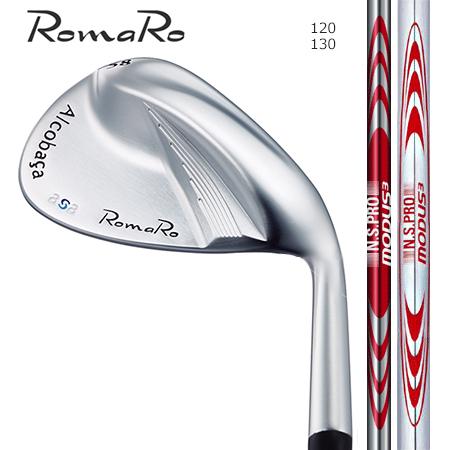RomaRo ロマロ アルコバッサasa ウエッジ/日本シャフト・モーダス3 120・130