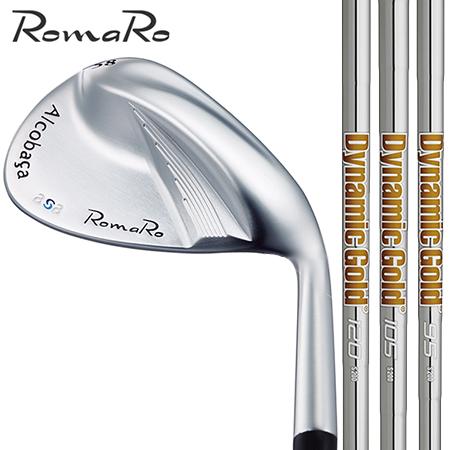 RomaRo ロマロ アルコバッサasa ウエッジ/Newダイナミックゴールド95・105・125