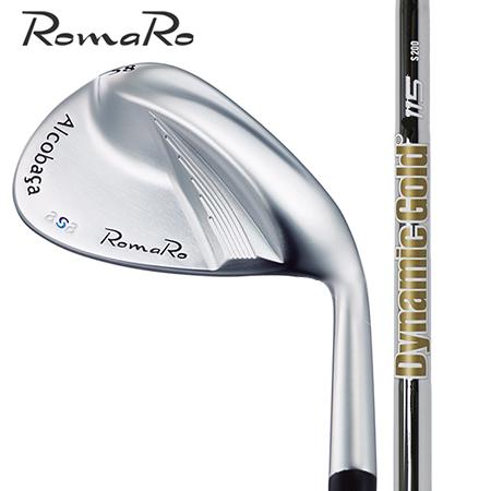 RomaRo ロマロ アルコバッサasa ウエッジ/Newダイナミックゴールド115 ウエッジ専用