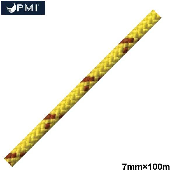 PMI(ピーエムアイ) プルージック・コード 7mm×100m 【PM1136】