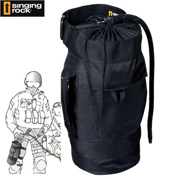 シンギングロック(Singing rock)(チェコ共和国) ロープバッグ 「ウラナ レッグロープバッグ」 Urna Leg Rope Bag 【SR0790】   レスキュー クライミング 建設作業 特殊作業
