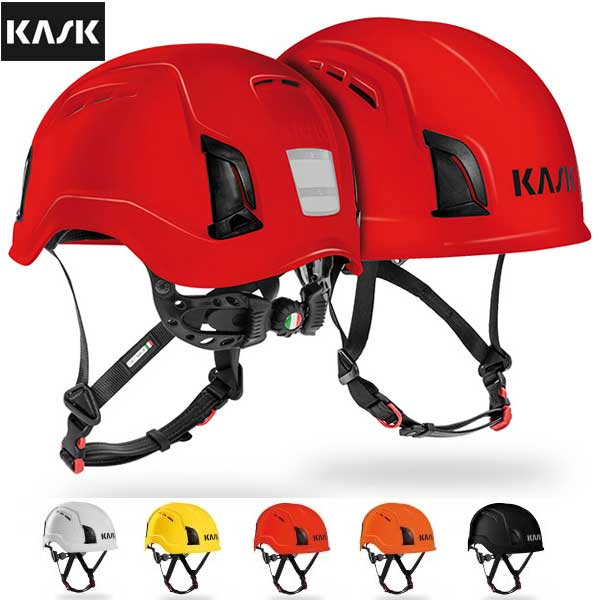 カスク(KASK)(イタリア) 高所作業用 ヘルメット 「ゼニス PL」 Zenith PL | チェンソー レスキュー 建設 作業 林業 ツリーケア アーボリスト