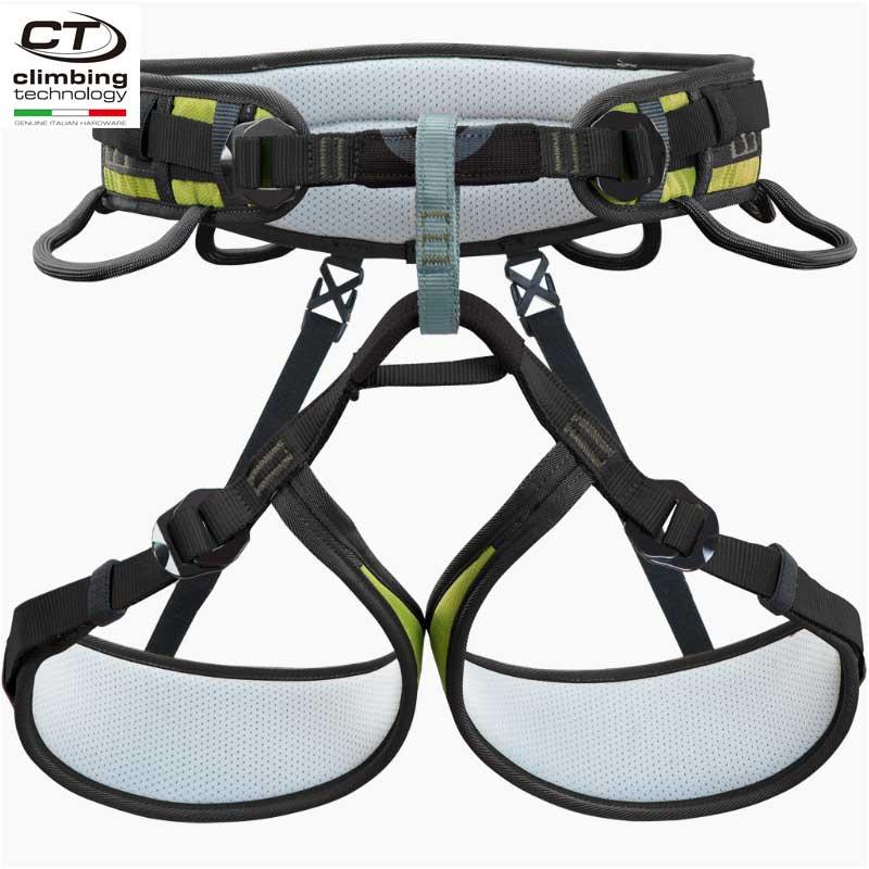 クライミングテクノロジー(climbing technology)(イタリア) 山岳レスキュー用ハーネス 「アッセントプロ」