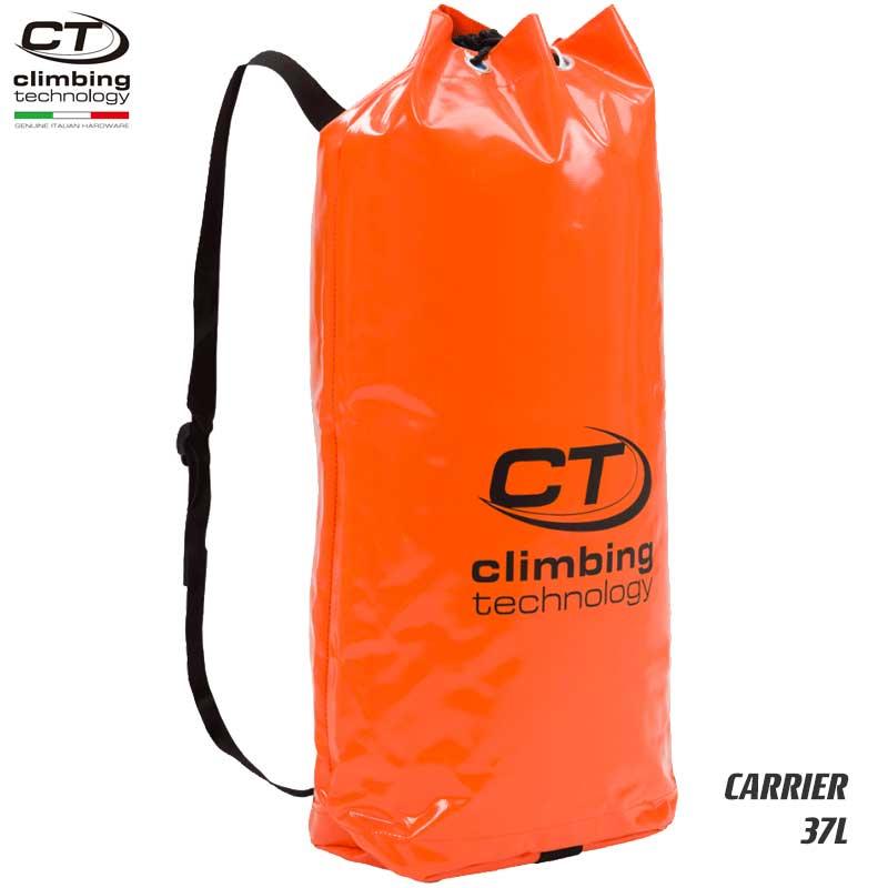 クライミングテクノロジー(climbing technology)(イタリア) ポリマー製 ワークバッグ ロープバッグ 「キャリアー 37L」 CARRIER 【6X96037】