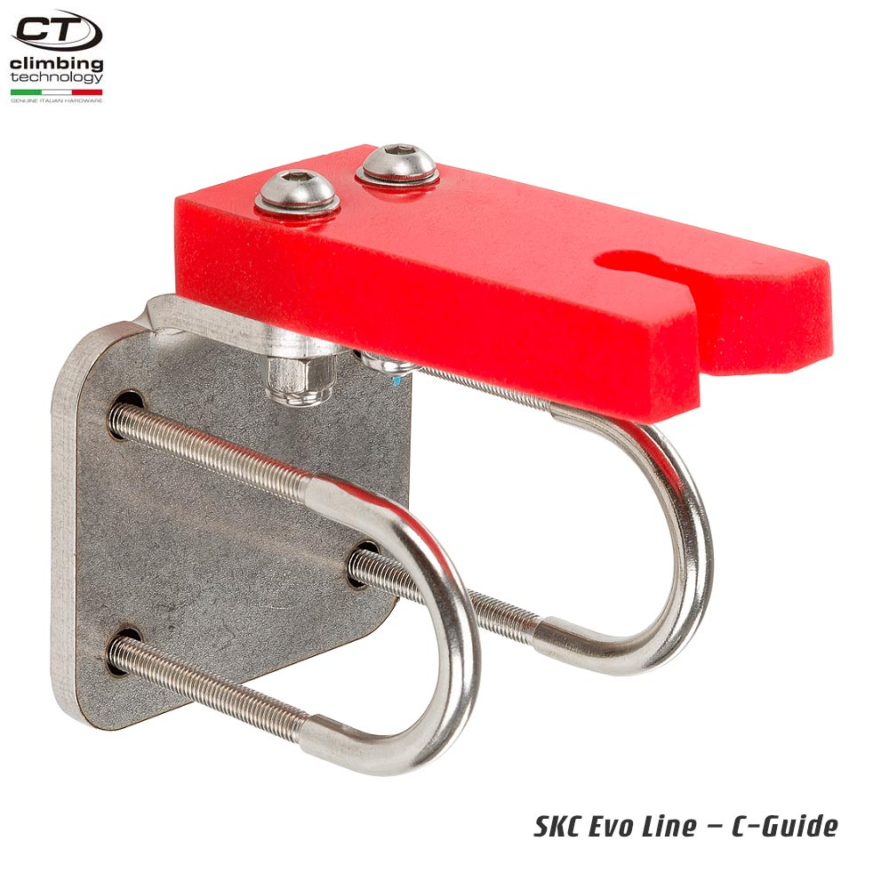 Climbing Technology(クライミングテクノロジー) SKC エボライン C-ガイド (SKC Evo Line) 【0F716FA】