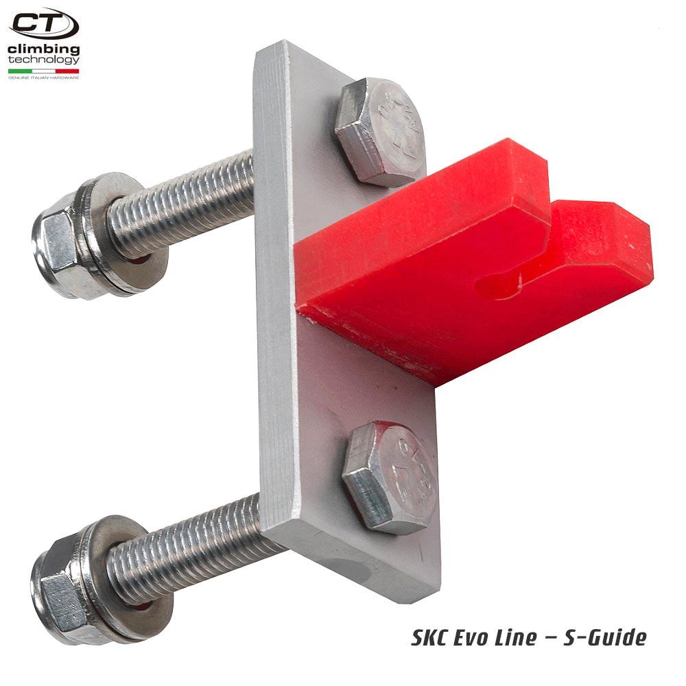 Climbing Technology(クライミングテクノロジー) SKC エボライン S-ガイド (SKC Evo Line) 【0F716GA】