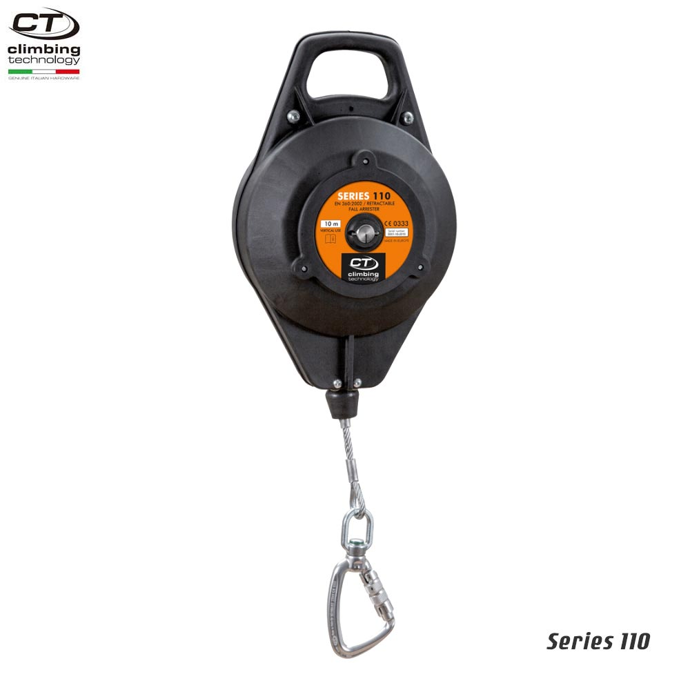 Climbing Technology(クライミングテクノロジー) セーリエ(Series) 110 0G-10m 【8G110 0G**V】
