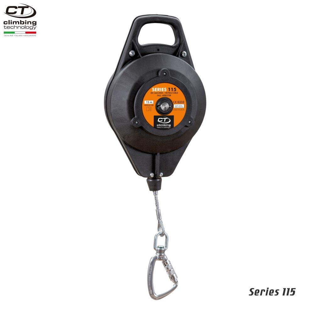 Climbing Technology(クライミングテクノロジー) セーリエ(Series) 115 0G-15m 【8G115 0G**V】