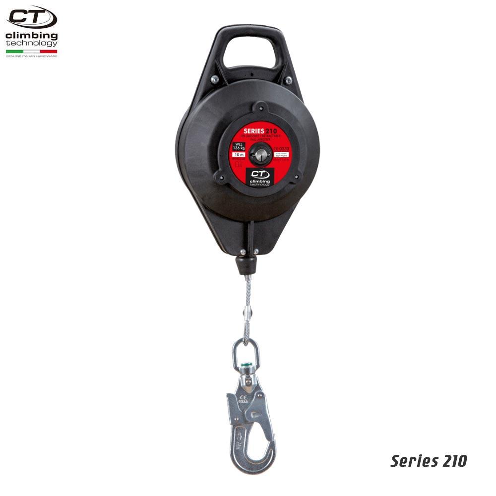 Climbing Technology(クライミングテクノロジー) セーリエ(Series) 210 0H-10m 【8G210 0H**V】