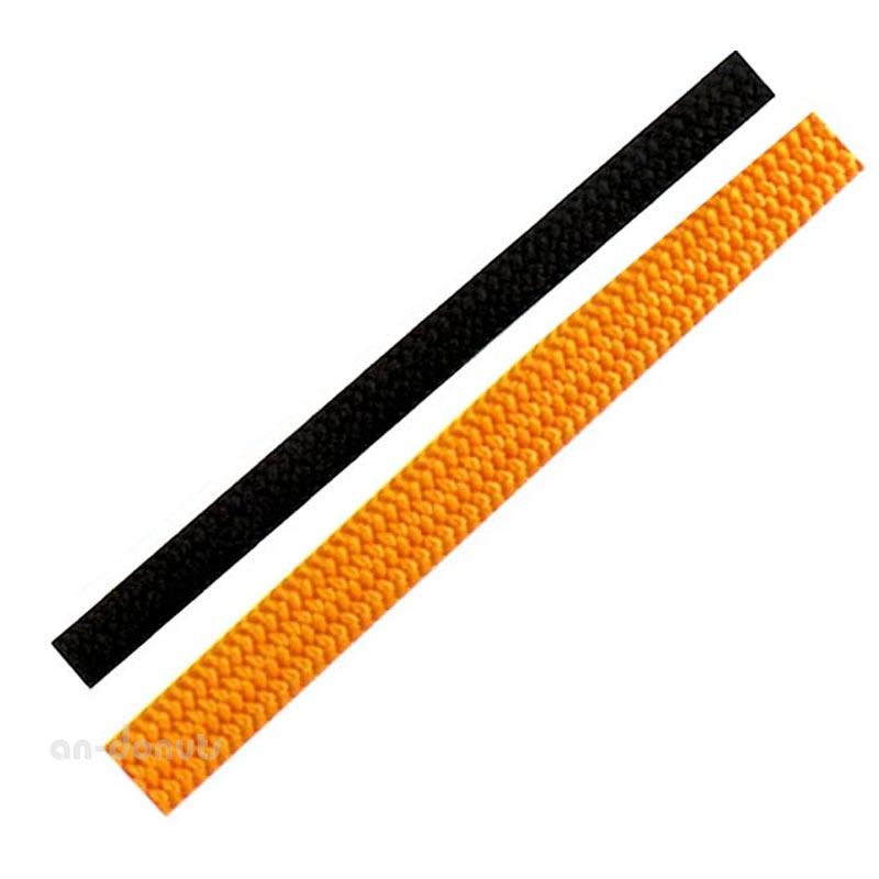 エーデルワイス EDELWEISS パワーロープ オレンジ/ブラック 9mm×60m 【EW0308】