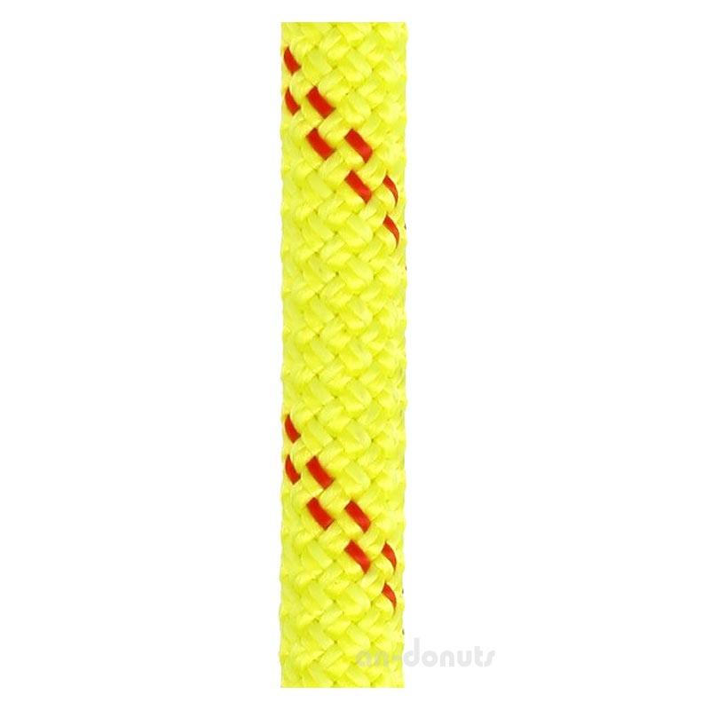 エーデルワイス EDELWEISS キャニオンロープ イエロー Canyon Rope 10mm×50m 【EW0282】