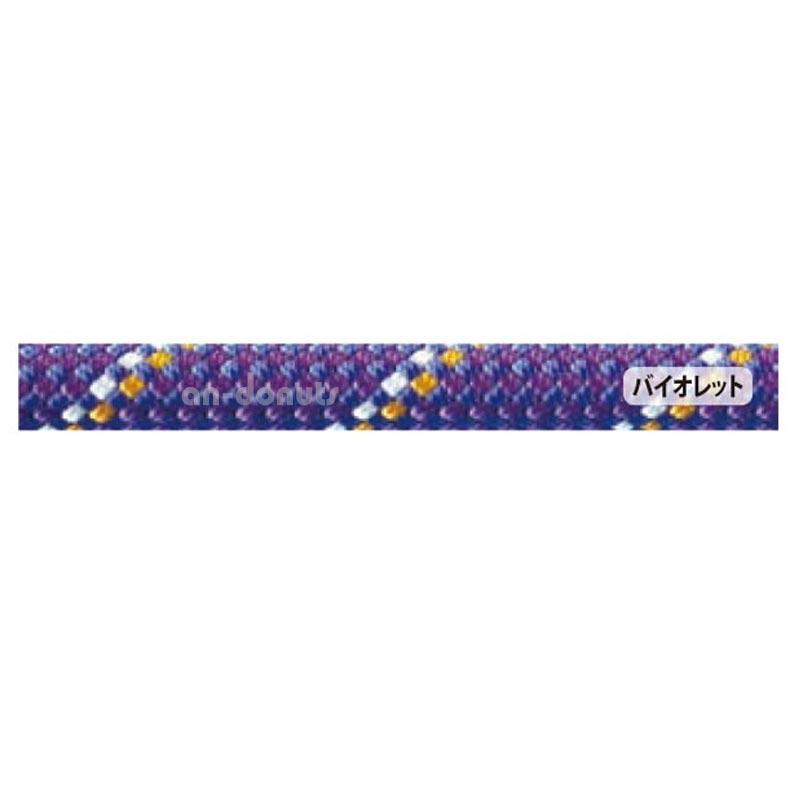 エーデルワイス EDELWEISS ダイナミックロープ(シングル) パワー 10mm バイオレット Power 10mm×60m 【EW0061】