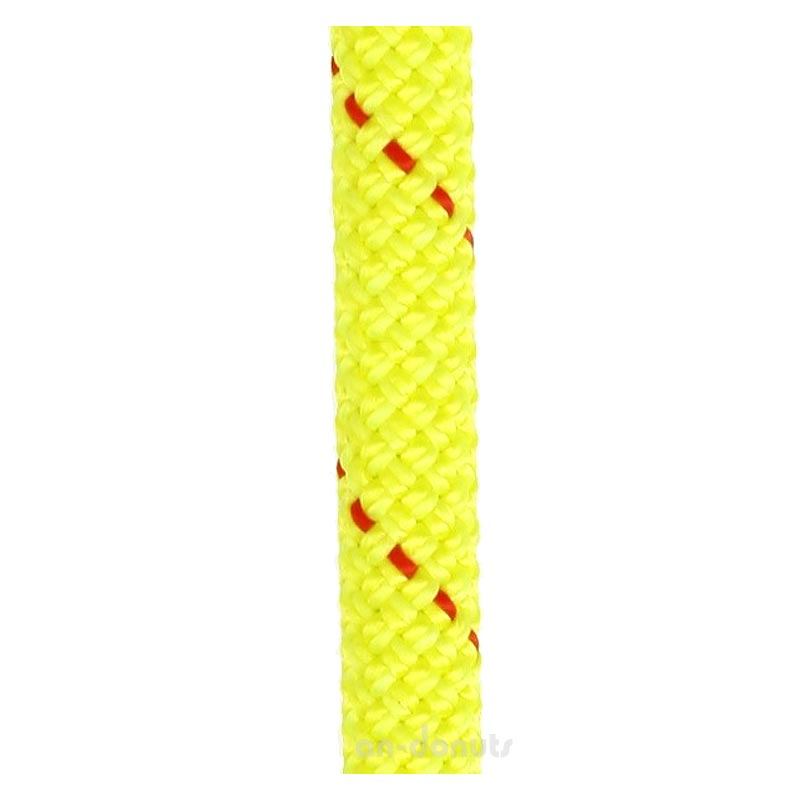 エーデルワイス EDELWEISS キャニオンロープ イエロー Canyon Rope 9.6mm×200m 【EW0281】