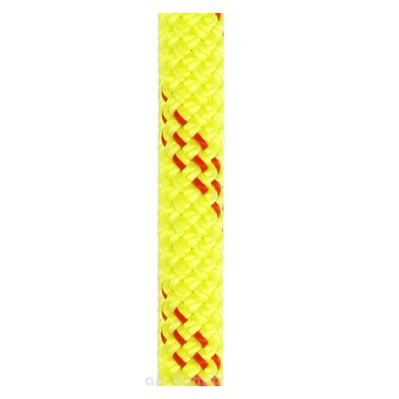 エーデルワイス EDELWEISS キャニオンロープ イエロー Canyon Rope 10.6mm×100m 【EW0283】