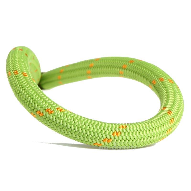 エーデルワイス EDELWEISS ダイナミックロープ(シングル) オーフレックス 9.8mm グリーン O-Flex 9.8mm×40m 【EW0170】