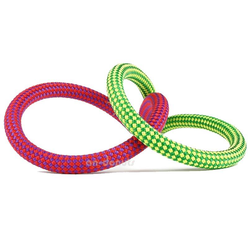 エーデルワイス EDELWEISS ダイナミックロープ(ダブル) エクストリーム 9.0mm グリーン・ピンク Extreme 9mm×60m 【EW0122】
